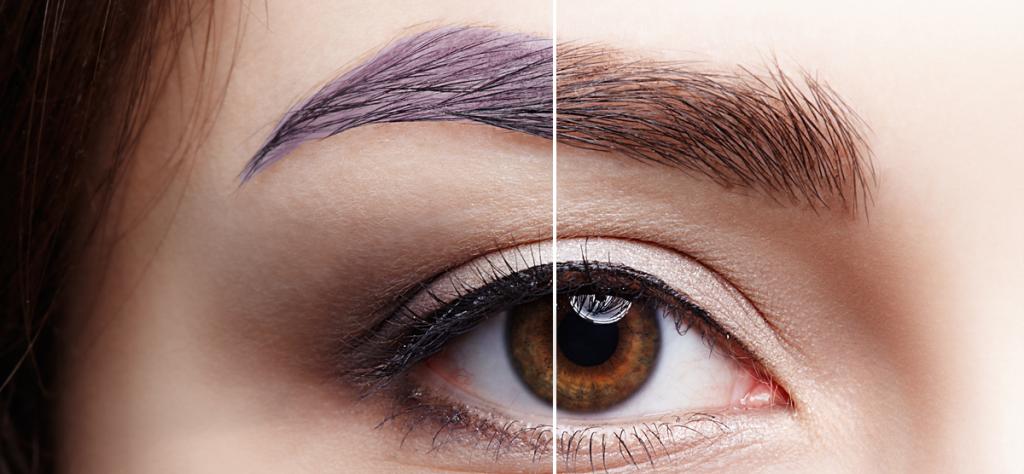 Colour Correction Permanent Makeup